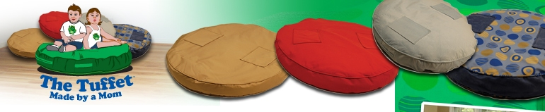 tuffet,children's products,childs tuffet,Innovative Children's Products,in home baby seat,cushion